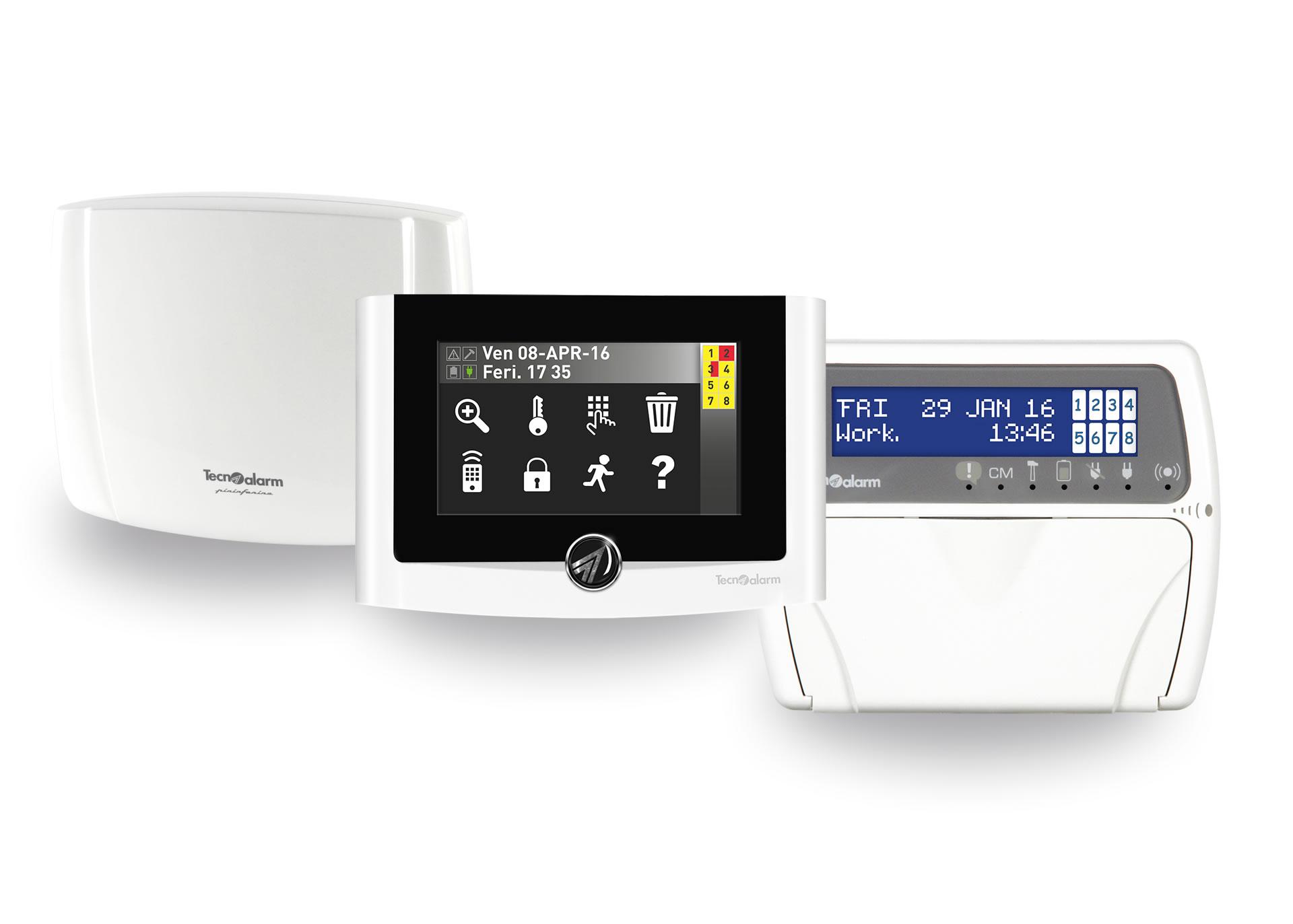 Allarme casa siena poggibonsi allarme senza fili siena allarmi per la casa antintrusione esterno - Installazione allarme casa ...